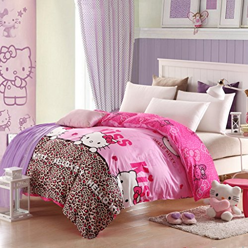 Hello Kitty Queen Size Comforter