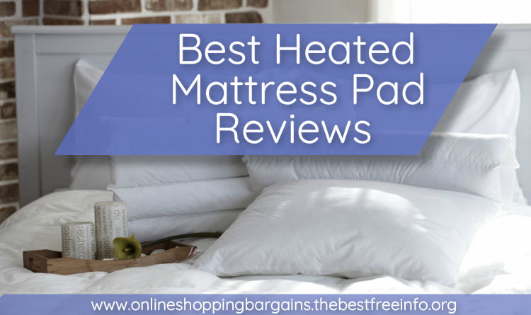 electric heated mattress pad
