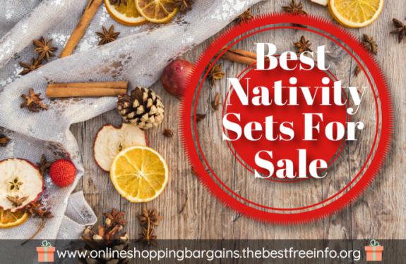 best christmas nativity sets